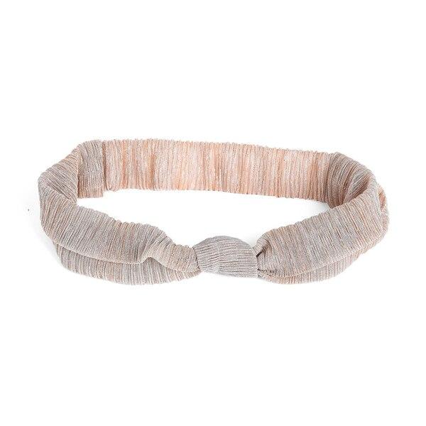 Haarband Glitter, altrosa