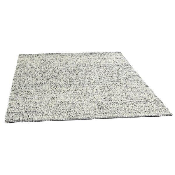 Teppich Luna, grau