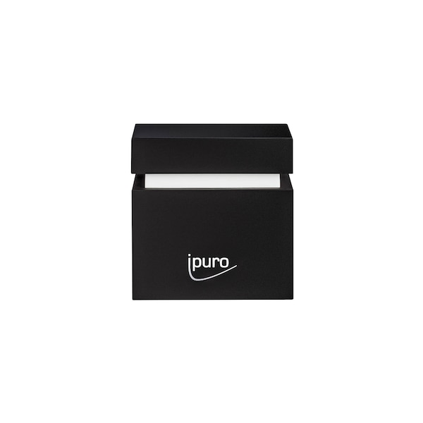 ipuro Air Pearls Electric Plug-in Cube , schwarz