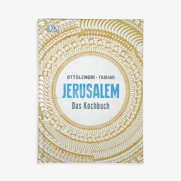 Kochbuch Jerusalem, bunt