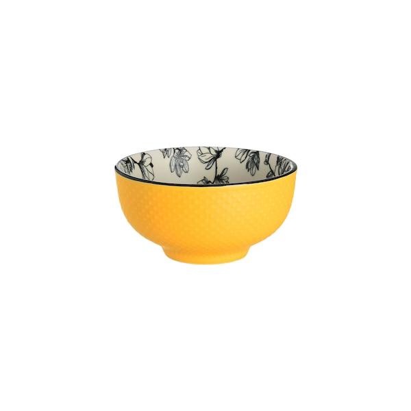 Schale Magnolie, gelb