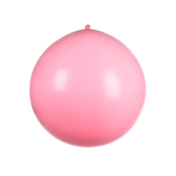 Luftballon XXL, rosa