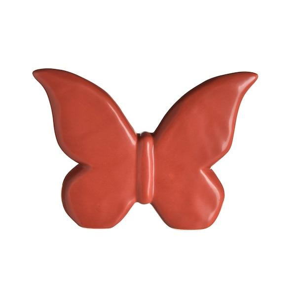 Dekofigur Schmetterling, terra