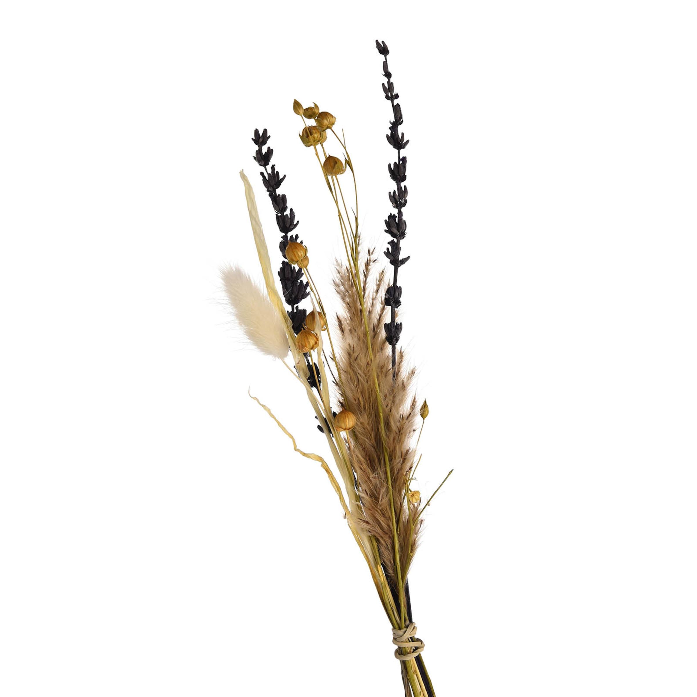 Mini-Strauß, L:25cm, gelb