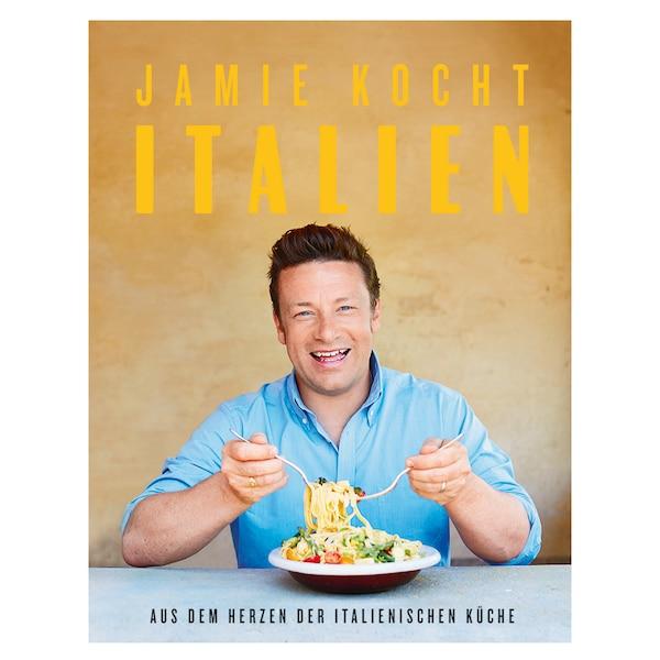 Kochbuch Jamie kocht Italien, bunt