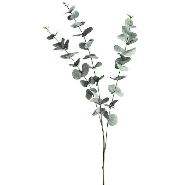 Kunstzweig Eukalyptus, grün