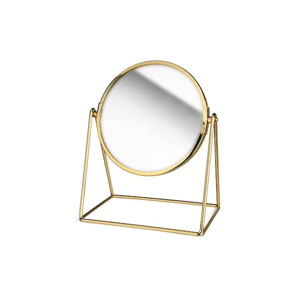 Kosmetikspiegel Style, gold