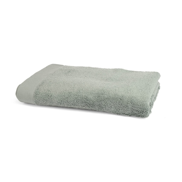 Duschtuch Pure, graugrün