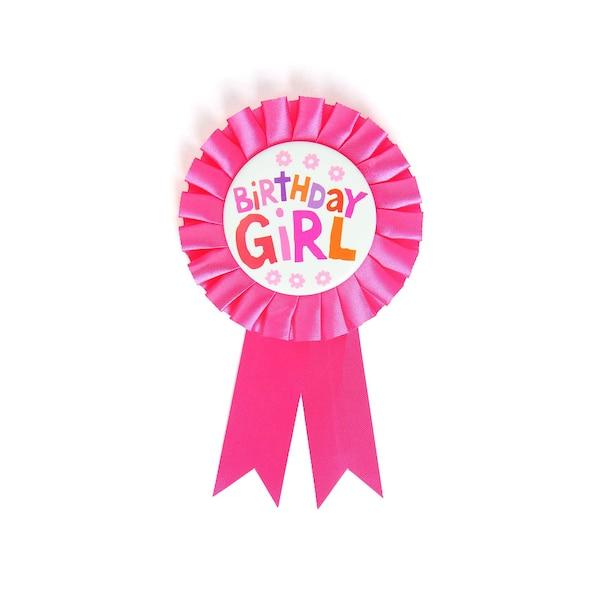 Orden Birthday Girl, rosa