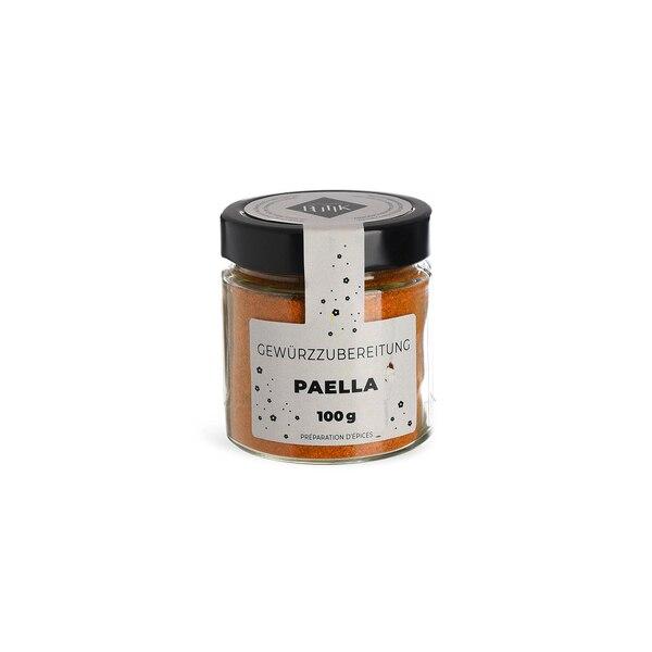 Gewürzzubereitung Paella, ohne Farbe