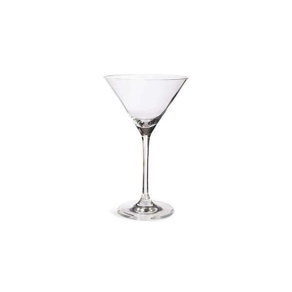 Verre à martini, clair