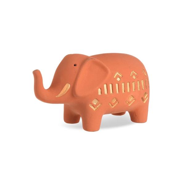 Dekofigur Elephant, terra