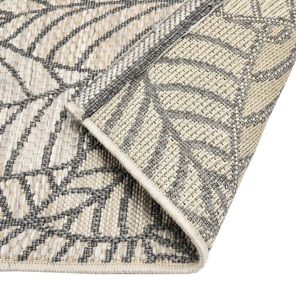 In- & Outdoor-Teppich DEPOT Blätter, natur