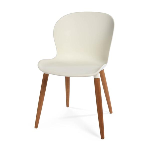Outdoor-Stuhl, weiß