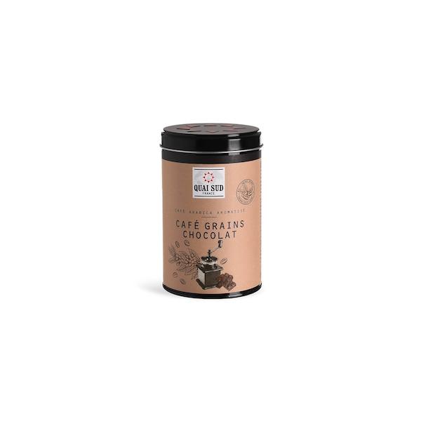 Café Grains Chocolat, ohne Farbe