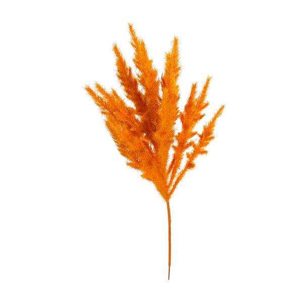 Kunstblumenpick Astilbe, senfgelb