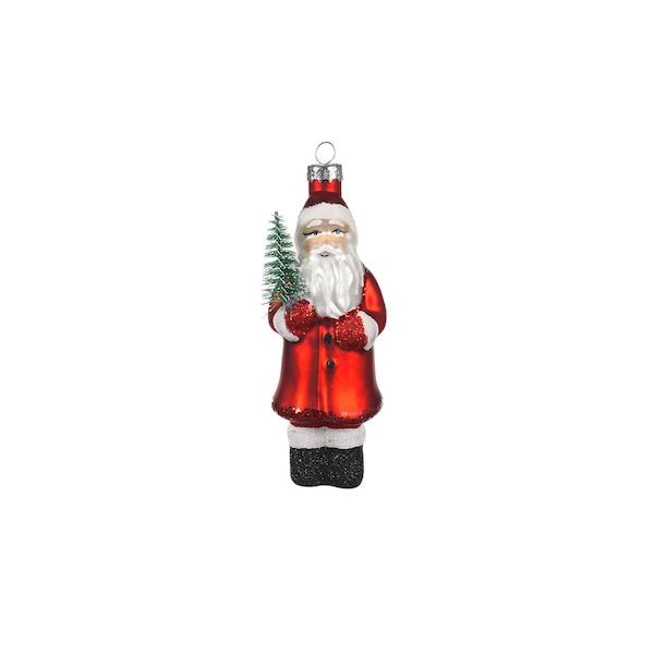 Baumschmuck Santa, rot