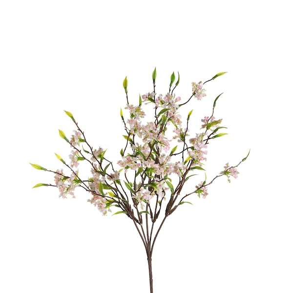 Blumenpick Blütenbusch, rosa