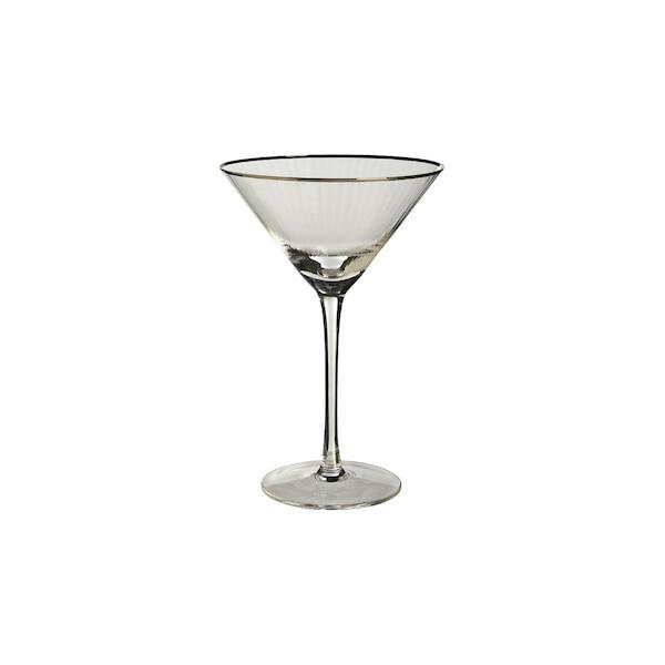 Martiniglas Shine, klar