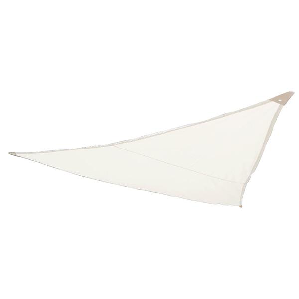 Sonnensegel Triangle, hellbeige