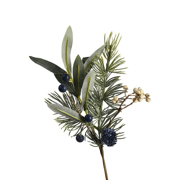Blumenpick Oliveberry, bunt