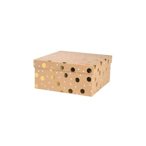 Box Dots, natur