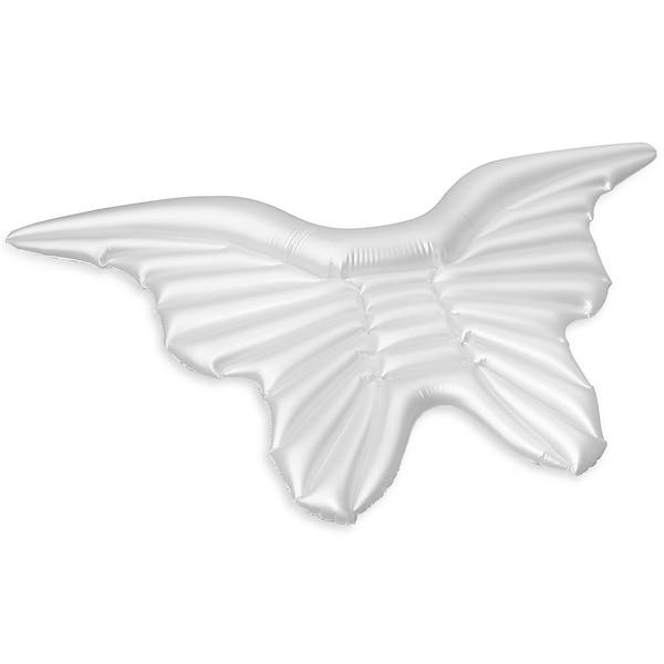 Luftmatratze Butterfly, weiß