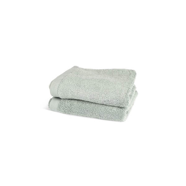 Gästetuch Pure, graugrün