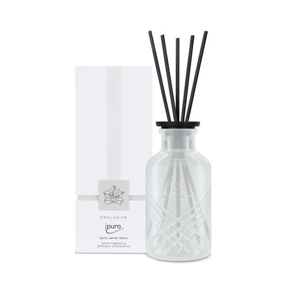 ipuro Raumduft Exclusive, Santal Blanc, ohne Farbe