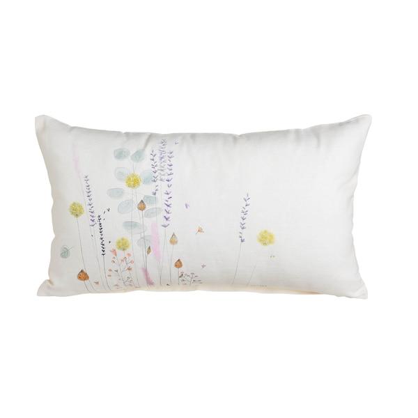 Kissenhülle Ikebana Love, bunt