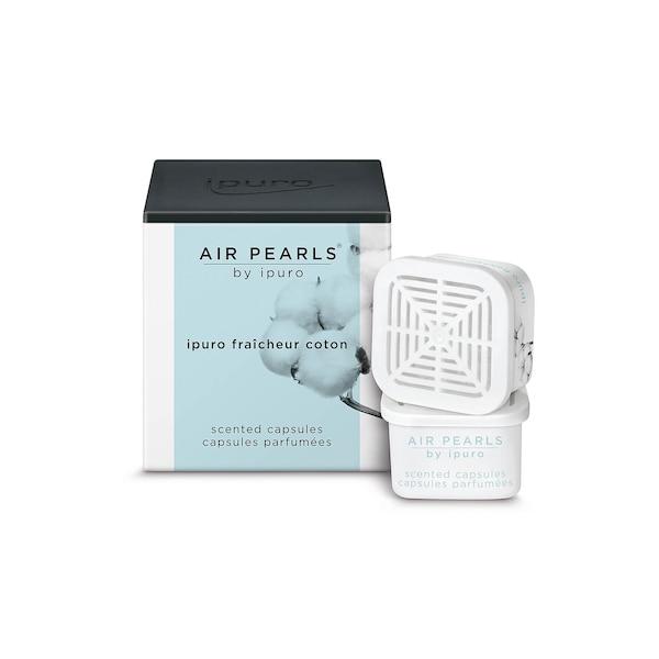 ipuro Duftkapseln Air Pearls, fraîcheur coton, ohne Farbe