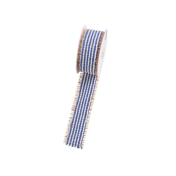 Band Stripes, blau