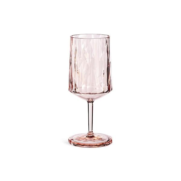 Weinglas Club Superglas, rosa