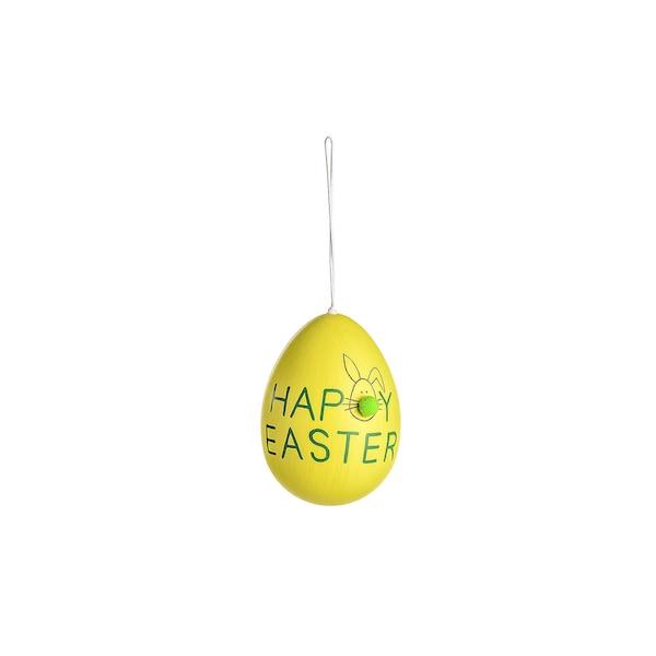 Anhänger Happy Easter, citron vert