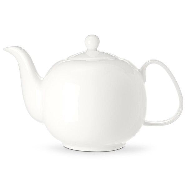 Teekanne Pure, weiß
