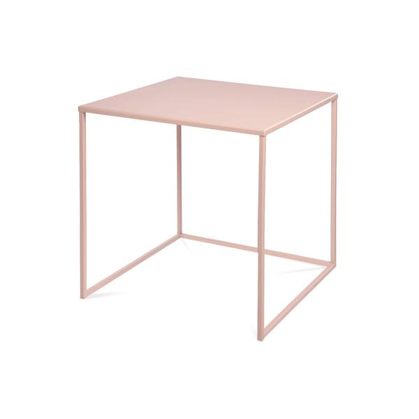 Beistelltisch, rosa