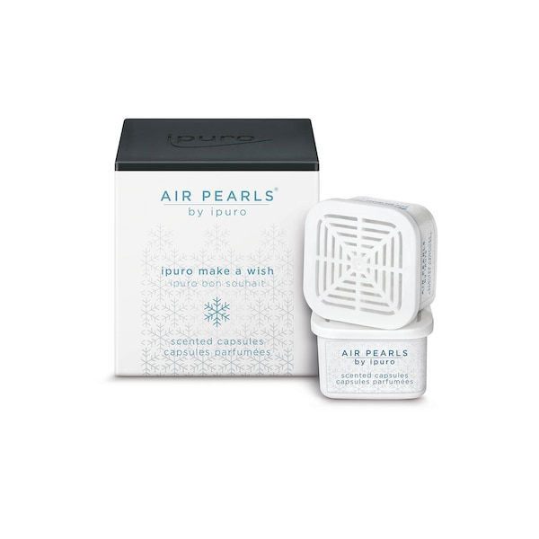 ipuro Duftkapseln Air Pearls, Make a Wish, ohne Farbe