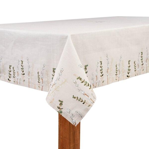 Tischdecke Cotton, creme