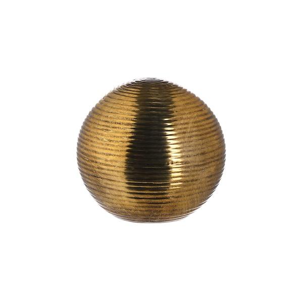 Dekokugel Rills, gold