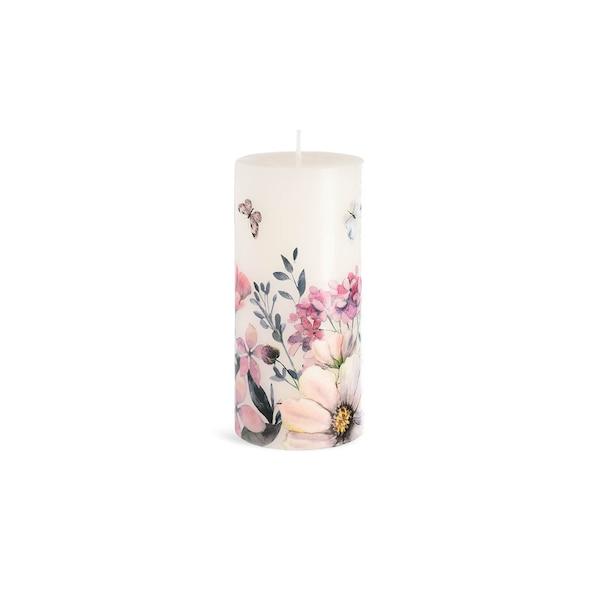 Kerze Spring, rosa