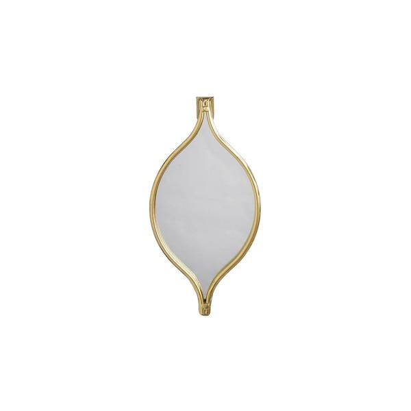 Spiegel Ornament, gold