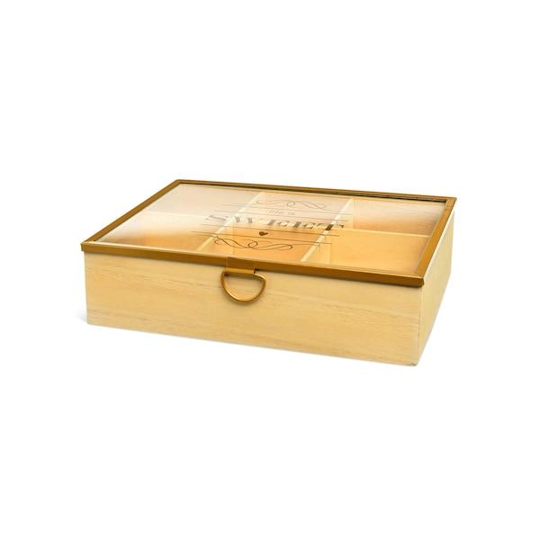 Teebox, gold