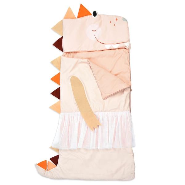Schlafsack Dino Luzie, lachs