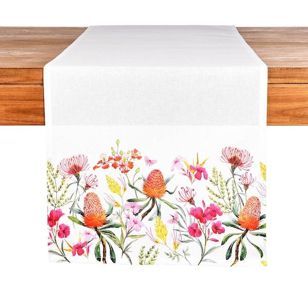 Tischläufer Summer Flowers, bunt