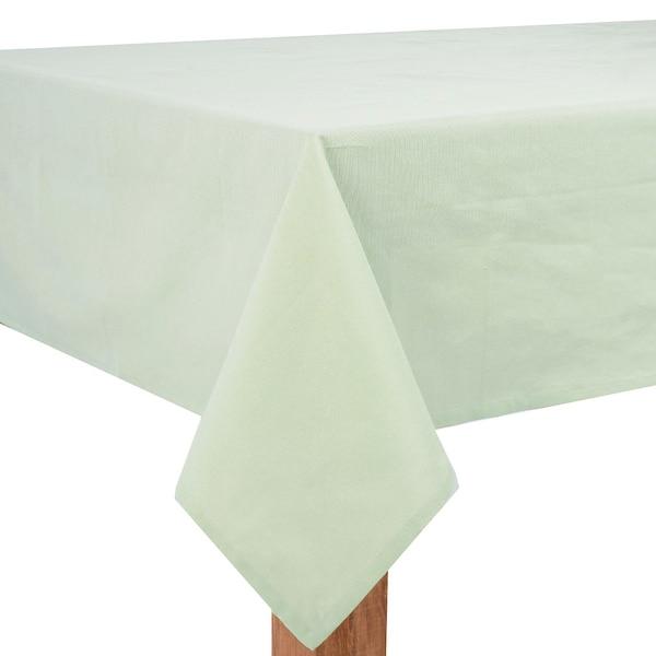 Tischdecke Uni, mintgrün