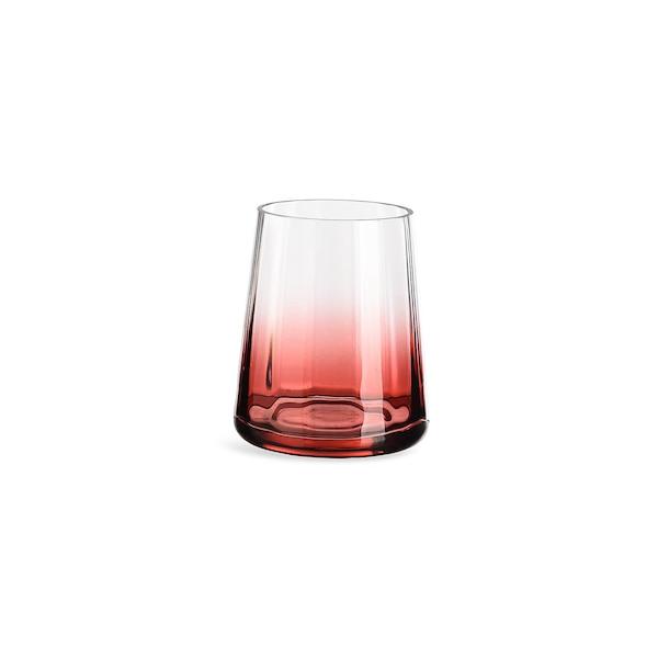 Teelichtglas Even, koralle