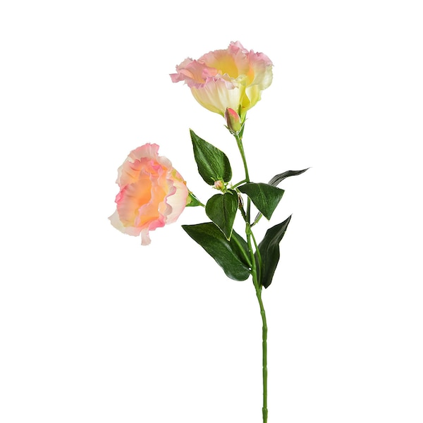 Kunstblume Enziane, rosa