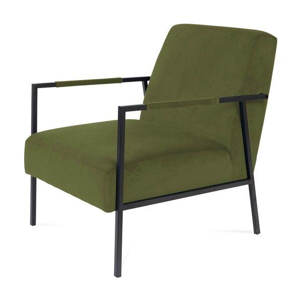 Loungesessel DEPOT Wakasan, olivgrün