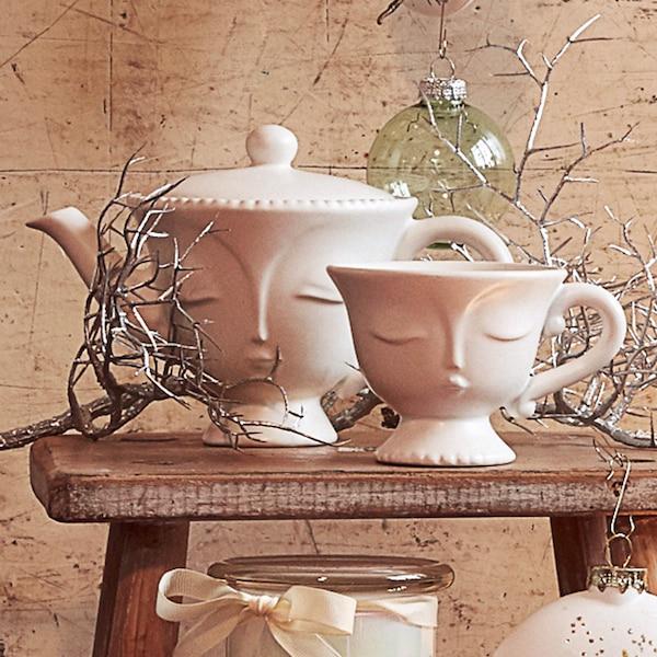 Stylisches Teeset
