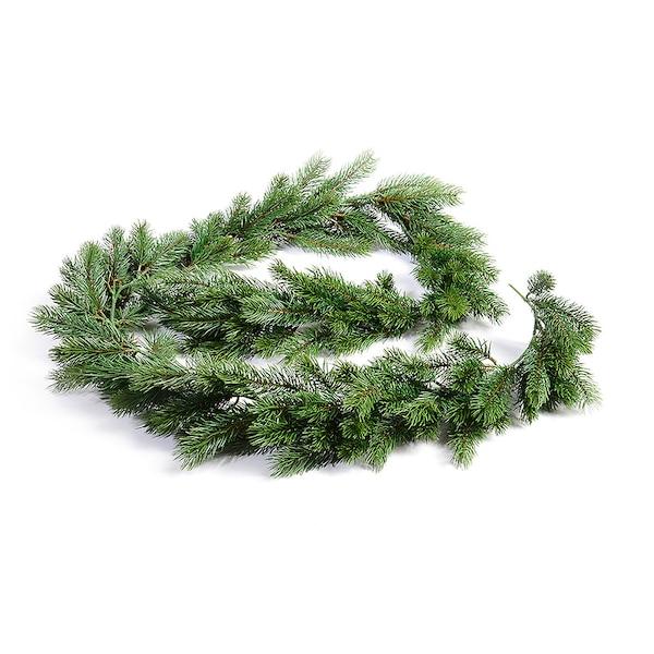 Guirlande pour sapin, grün